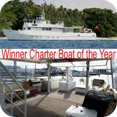 Party charter boat auckland